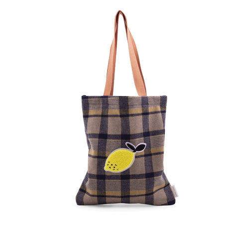 Tote Bag Wanderer -  Sandy Beige - Mr. Poco