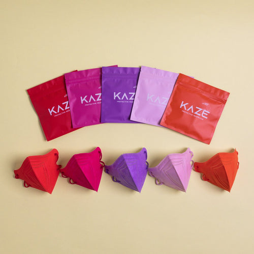 Kaze Mini Vibrant Series (10 pcs) - Mr. Poco - Hong Kong