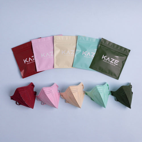 Kaze Mini Vogue Series (10 pcs) - Mr. Poco - Hong Kong