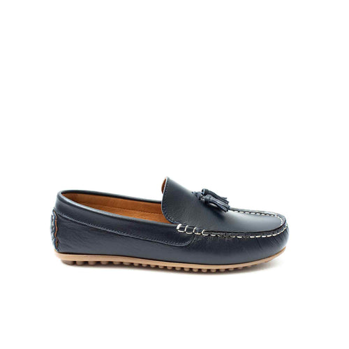 Petasil Connor 2 Navy Leather - Mr. Poco
