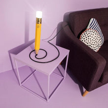 Load image into Gallery viewer, Drew Pencil Table Lamp - Mr. Poco
