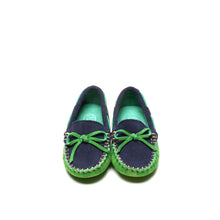 Load image into Gallery viewer, Mr. Poco Bow Navy/Green - Mr. Poco