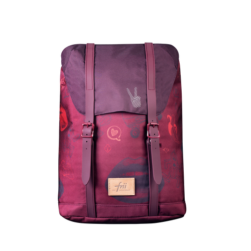 Frii School Backpack 28L - Girl Power - Mr. Poco