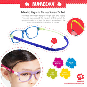 Blue Light Protection Glasses  - Smart - Mr. Poco