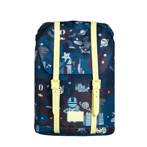 Frii School Backpack 22L - Superhero - Mr. Poco