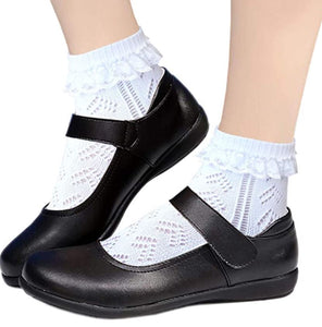 Pointelle Ankle Socks (Set of 2) - Mr. Poco