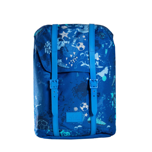 Frii School Backpack 22L - Football - Mr. Poco