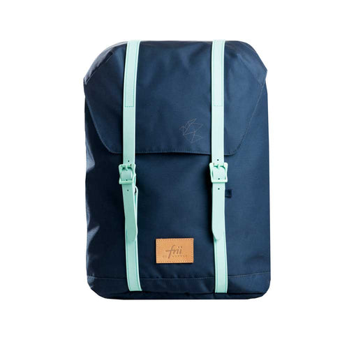 Frii School Backpack 30L - Neo Mint - Mr. Poco
