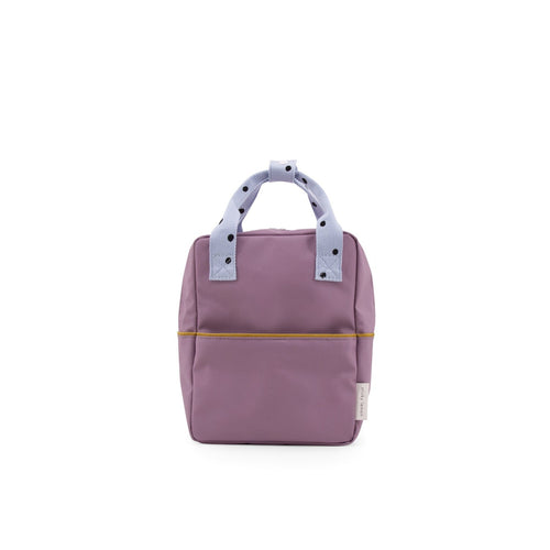 Small backpack freckles -  Pirate Purple - Mr. Poco