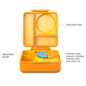 OmieBox + Pod Set - Sunshine - Mr. Poco