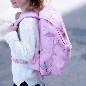 Frii School Backpack 22L - Butterflies