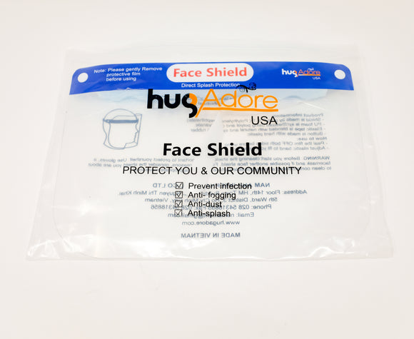 Face Shield HugAdore