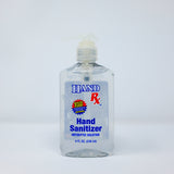 Hand Sanitizer - Hand RX 8 oz-  Gel rửa tay diệt khuẩn - Made in USA (SET 2 pcs)