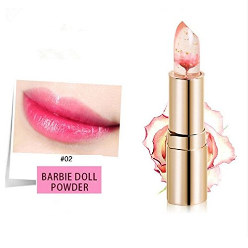 "Son Gió - Kailijumei Flower Jelly Lipstick ""Barbie Doll Powder"""