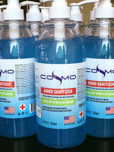Hand Sanitizer - Cosmo - 32 oz