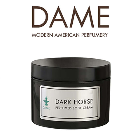 Dame Perfumed Body Cream, Dark Horse