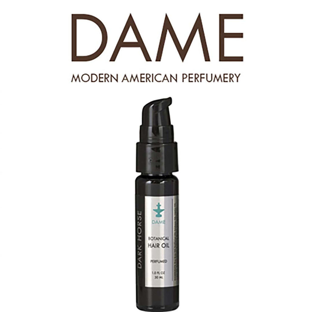Dame Botanical Hair Oil, Dark Horse