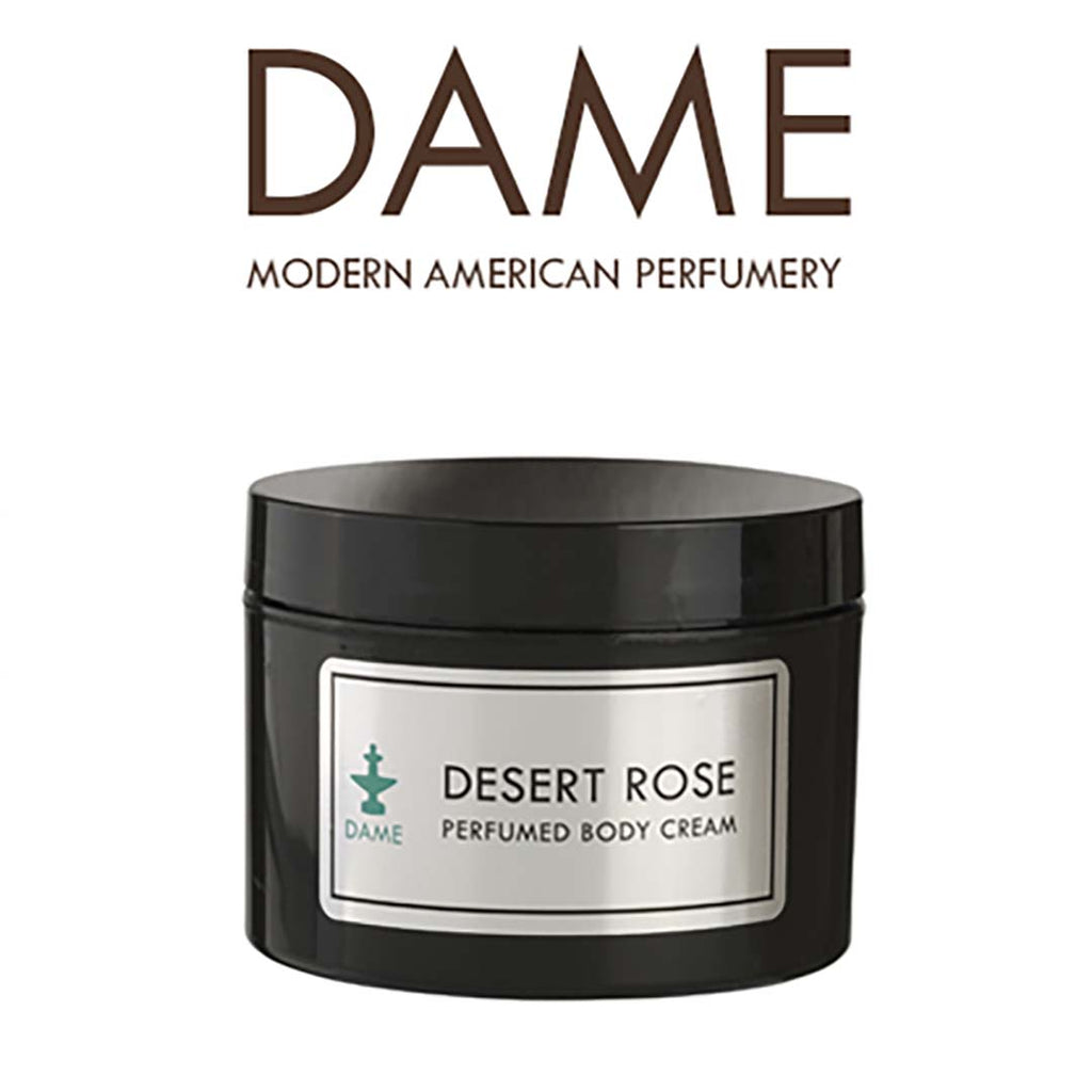 Dame Perfumed Body Cream, Desert Rose