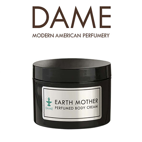Dame Perfumed Body Cream, Earth Mother
