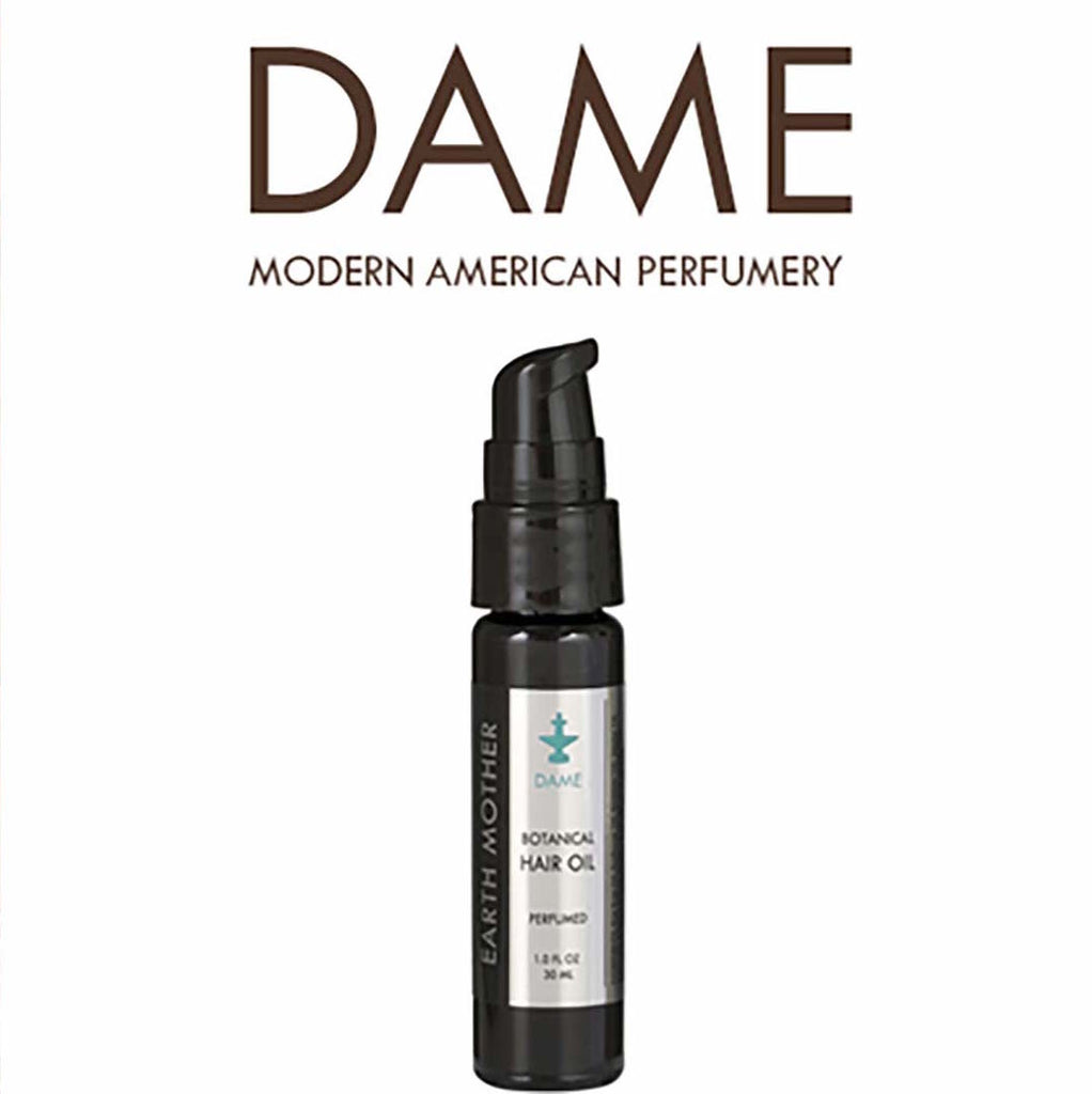 Dame Botanical Hair Oil, Earth Mother