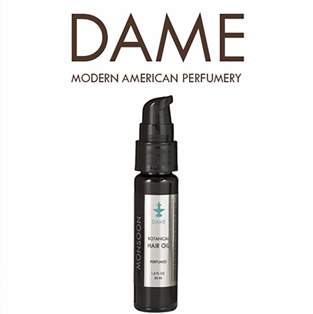 Dame Botanical Hair Oil, Monsoon
