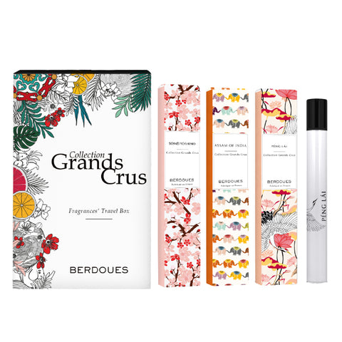Berdoues Grand Crus Travel Box