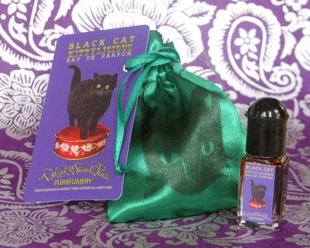 Black Cat Organic Natural Perfume