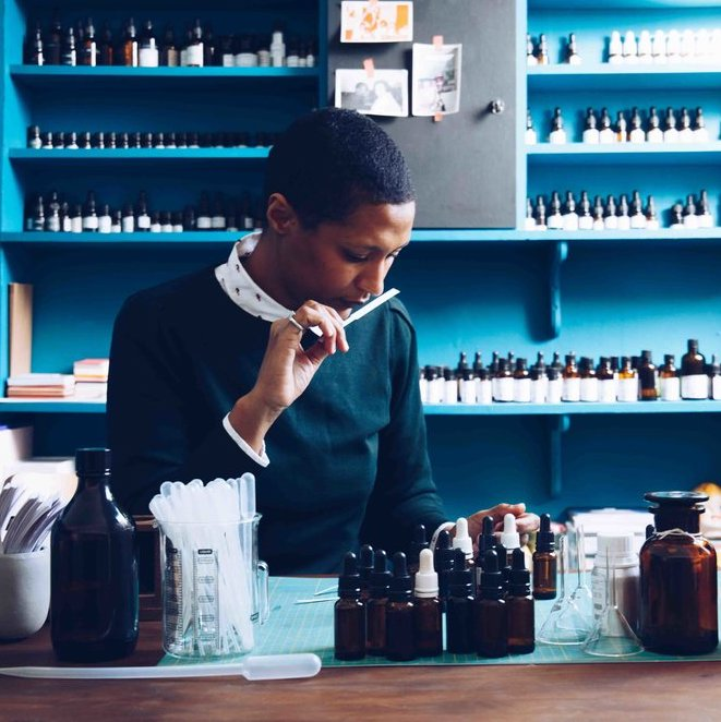Zoom to London with Maya Njie: An Exploration of Scent Inspired by Sense