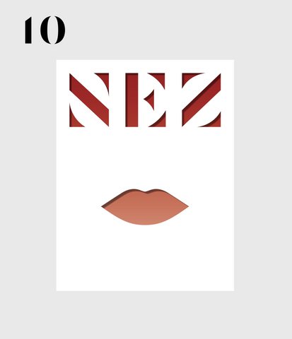 NEZ: The Olfactory Magazine – Issue 10 Autumn/Winter 2020