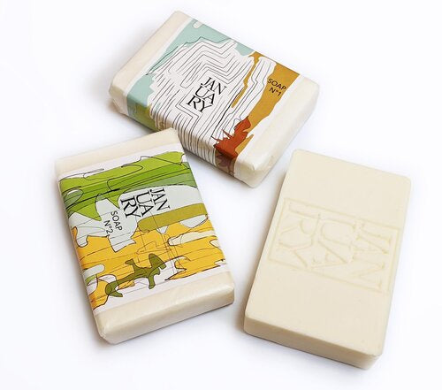 JSP Soaps Set of 2