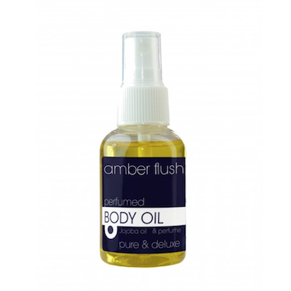 Amber Flush Body Oil