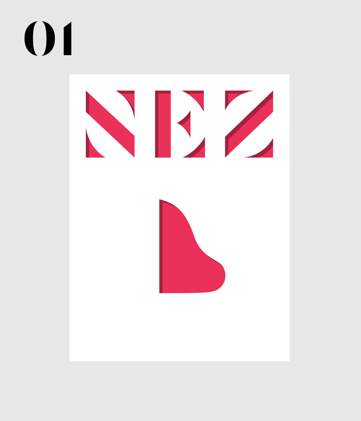 NEZ: la revue olfactive – 01 Printemps/été 2016 (FRENCH ONLY)