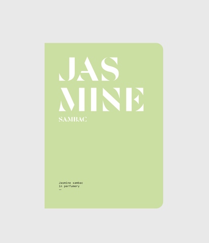 JASMINE SAMBAC: Jasmine sambac in perfumery by Nez + LMR The Naturals Notebook