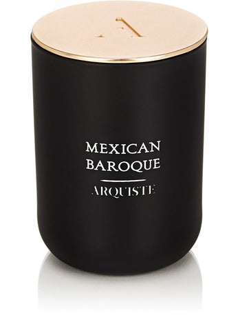Mexican Baroque Scented Candle