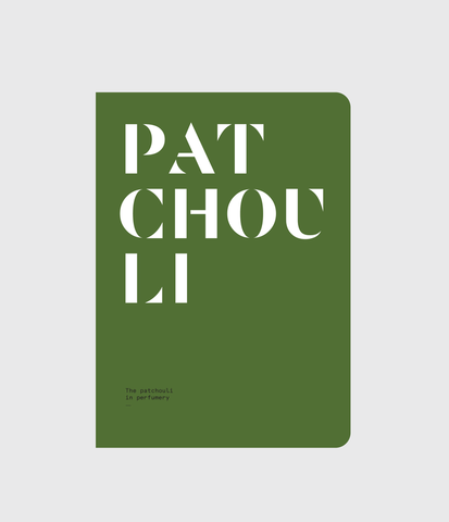 PATCHOULI: The patchouli in perfumery by Nez + LMR The Naturals Notebook