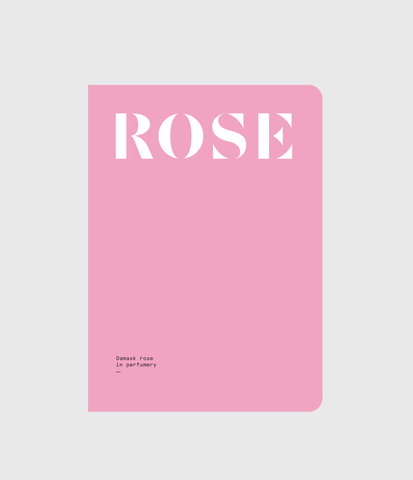 ROSE: Damask rose in perfumery by Nez + LMR The Naturals Notebook