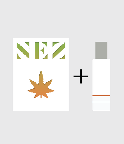 NEZ 1+1 Bundle: Issue 08 Addictive Substances / Hongkong Oolong Eau de Parfum