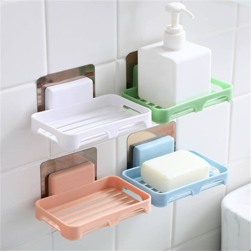 Punch-free Drain Soap Dish