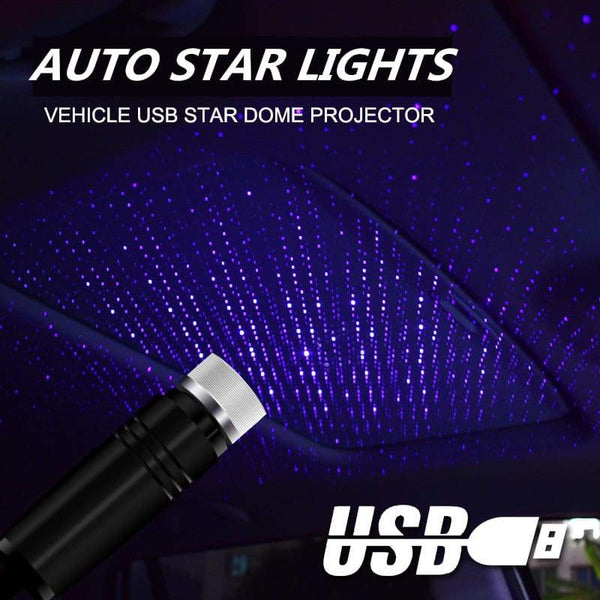 USB Ambient Light for Making Stars