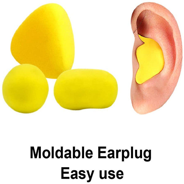 Professional Noise Shielding Earplugs