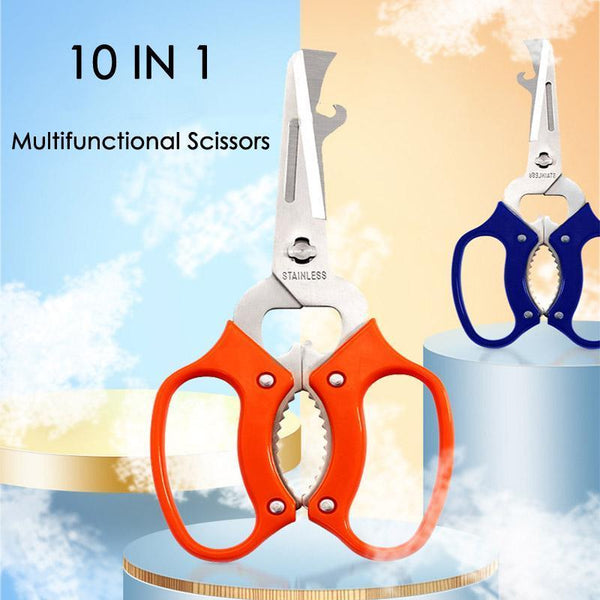 10 in 1 Detachable Scissors