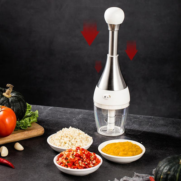 Bowling Meat Grinder Garlic Press