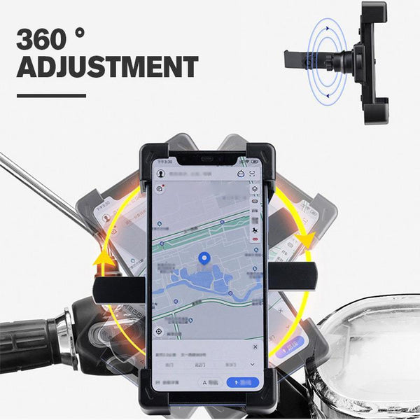 Motorcycle Mobile Phone Navigation Bracket
