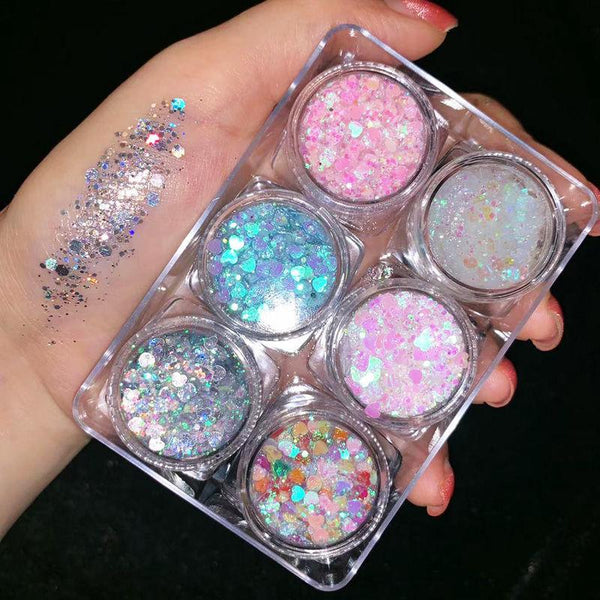 Holographic Makeup Glitter