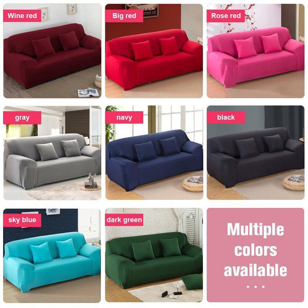 Universal waterproof sofa cover combination