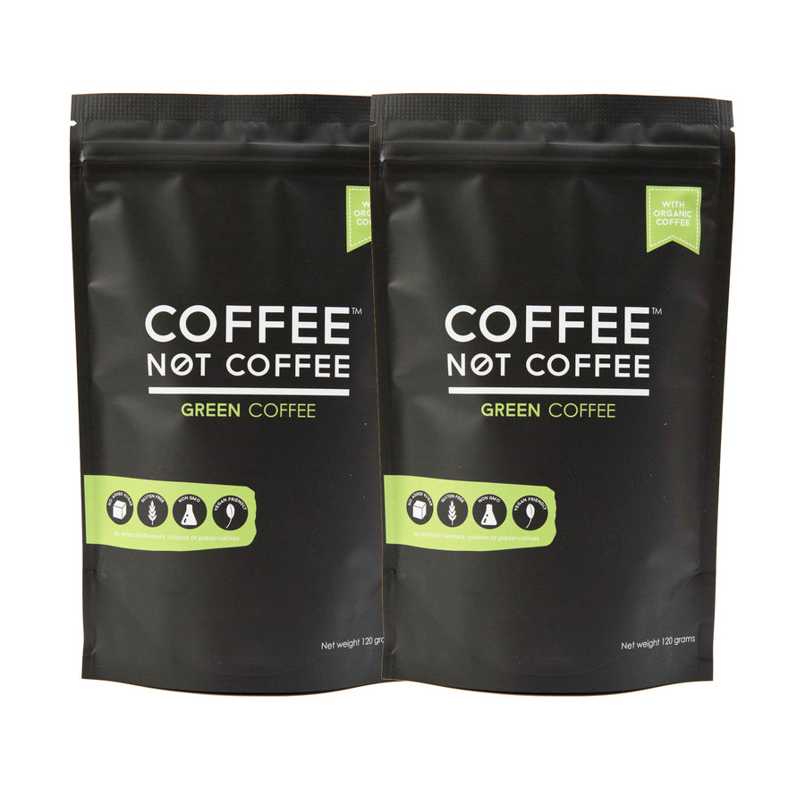 Green Coffee 2 Pack