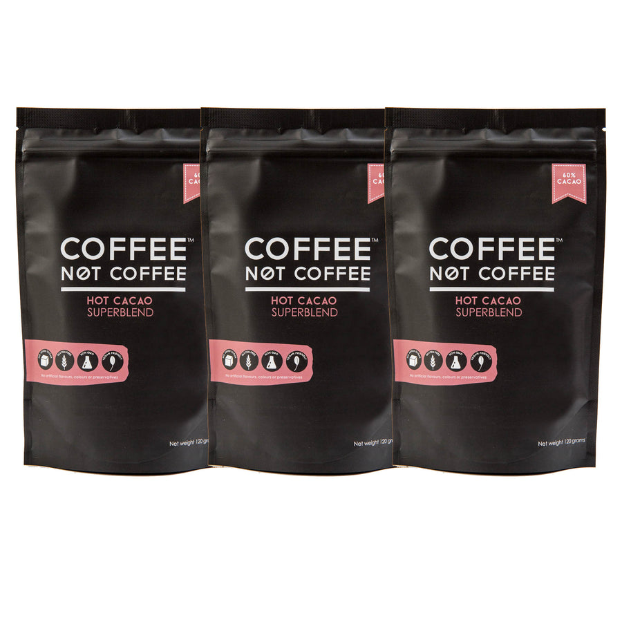 Hot Cacao Superblend 3 Pack