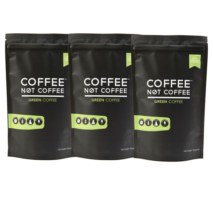 Green Coffee 3 Pack