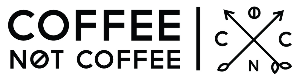 Coffee not Coffee logo