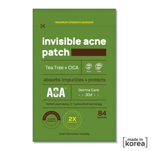 Invisible Acne Patch